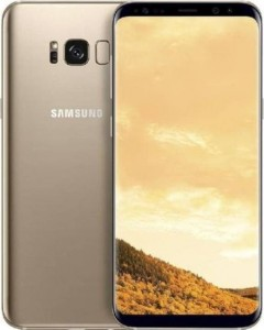 SAMSUNG GALAXY S8 G950F 4/64GB MAPLE GOLD