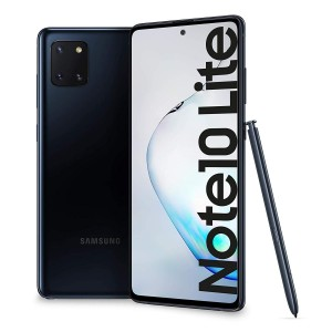 SAMSUNG GALAXY NOTE 10 LITE N770F/DS 6/128GB DUAL SIM AURA BLACK