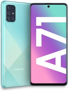 SAMSUNG GALAXY A71 A715F/DS 6/128GB DUAL SIM PRISM CRUSH BLUE