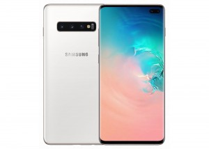 SAMSUNG GALAXY S10+ G975F/DS 8/128GB DUAL SIM CERAMIC WHITE