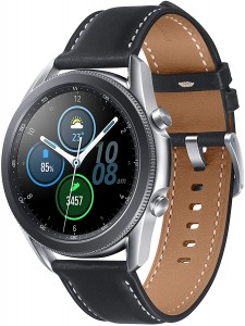 SAMSUNG GALAXY WATCH 3 SM-R840 45mm MYSTIC SILVER
