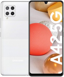 SAMSUNG GALAXY A42 5G A426B/DS 4/128GB DUAL SIM PRISM DOT WHITE