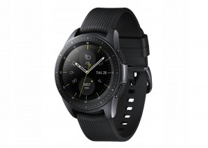 SAMSUNG GALAXY WATCH SM-R810 42mm MIDNIGHT BLACK