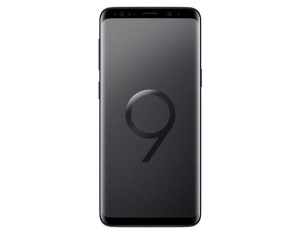 SAMSUNG GALAXY S9 G960F/DS 4/64GB DUAL SIM MIDNIGHT BLACK