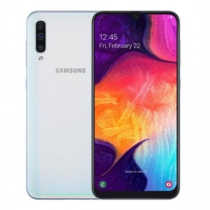 SAMSUNG GALAXY A50 A505FN/DS 4/128GB DUAL SIM WHITE