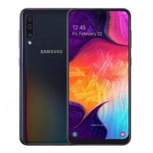 SAMSUNG GALAXY A50 A505FN/DS 4/128GB DUAL SIM BLACK