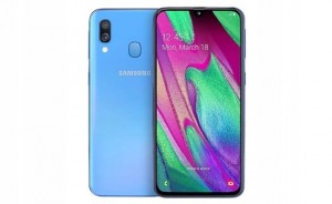 SAMSUNG GALAXY A40 A405FN/DS 4/64GB DUAL SIM BLUE