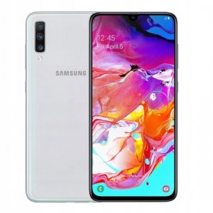 SAMSUNG GALAXY A70 A705FN/DS 6/128GB DUAL SIM WHITE