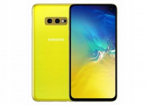 SAMSUNG GALAXY S10e G970F/DS 6/128GB DUAL SIM CANARY YELLOW
