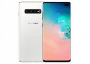 SAMSUNG GALAXY S10+ G975F/DS 12GB/1TB DUAL SIM CERAMIC WHITE