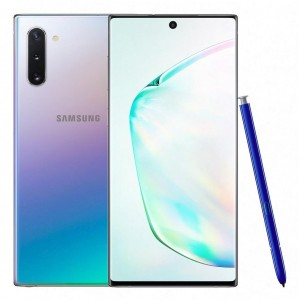 SAMSUNG GALAXY NOTE 10 N970F/DS 8/256GB DUAL SIM AURA GLOW