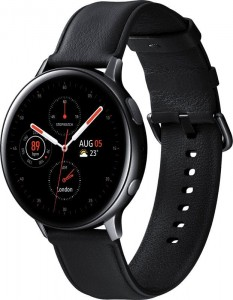 SAMSUNG GALAXY WATCH ACTIVE 2 SM-R820 44MM STEEL BLACK