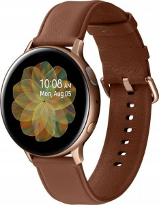 SAMSUNG GALAXY WATCH ACTIVE 2 SM-R820 44MM STEEL GOLD
