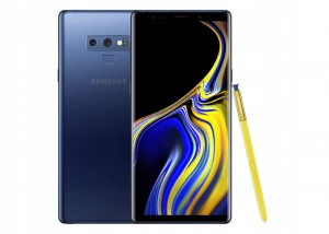 SAMSUNG GALAXY NOTE 9 N960F 6/128GB SINGLE SIM OCEAN BLUE