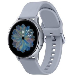 SAMSUNG GALAXY WATCH ACTIVE 2 SM-R820 44MM ALUMINIUM CLOUD SILVER