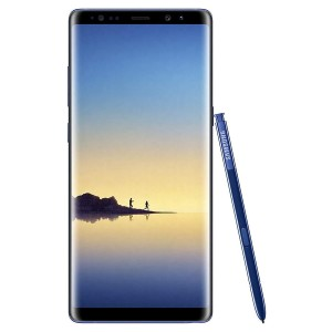 SAMSUNG GALAXY NOTE 8 N950F 6/64GB SINGLE SIM DEEP SEA BLUE