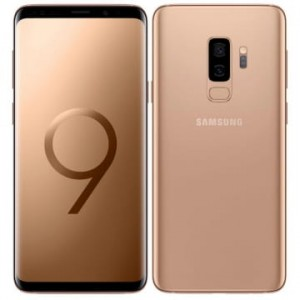SAMSUNG GALAXY S9+ G965F/DS 6/256GB DUAL SIM SUNRISE GOLD